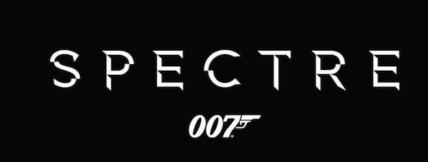 James Bond Spectre Logo