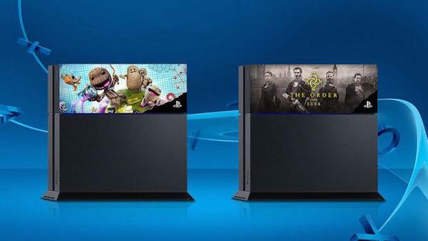 PlayStation 4 Facade Personnalisee