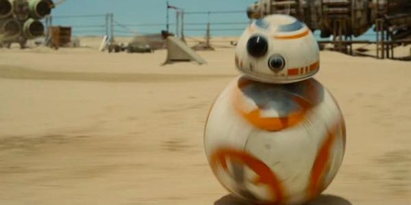 Star Wars VII Droid BB-8