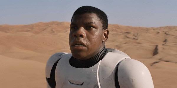 Star Wars VII John Boyega