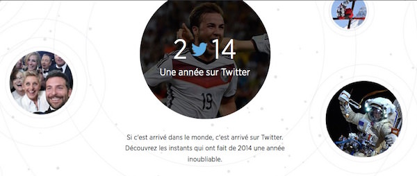 Twitter Annee 2014
