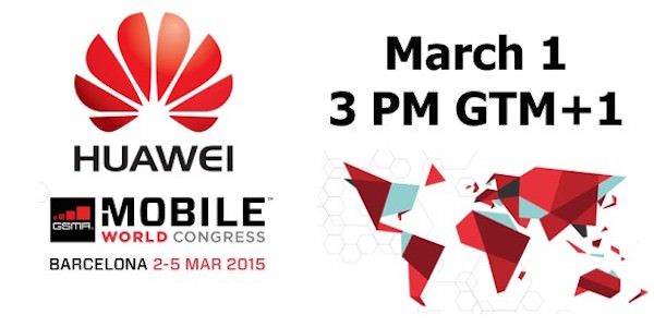 Conference Huawei 1er Mars 2015