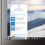 Cortana Windows 10 PC