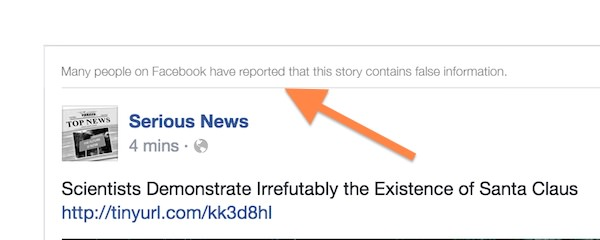 Facebook Supprimer Fausses Histoires