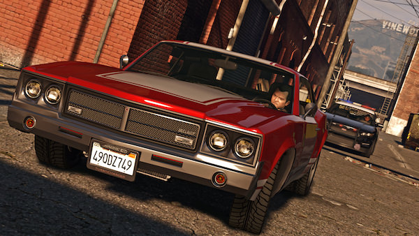 GTA 5 Michael
