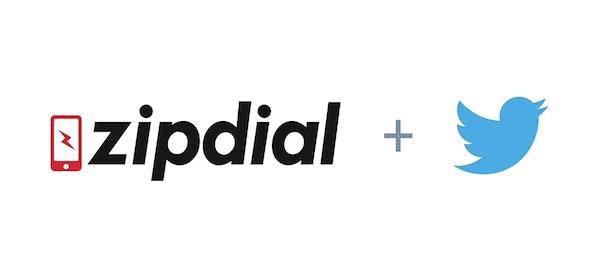 ZipDial Twitter