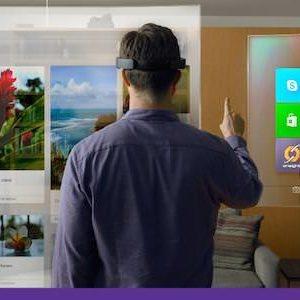 Windows Holographic Demo