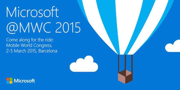 Microsoft Conference 2 mars 2015