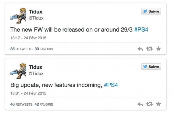 PS4-Update