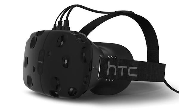 HTC Vive Casque Realite Virtuelle