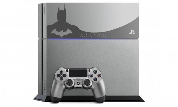 PlayStation 4 Edition Limitee Batman