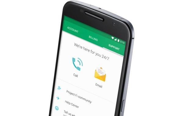 Google Fi Operateur