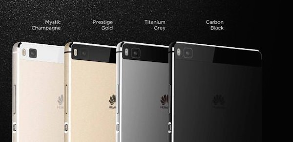Huawei P8 Differents Coloris