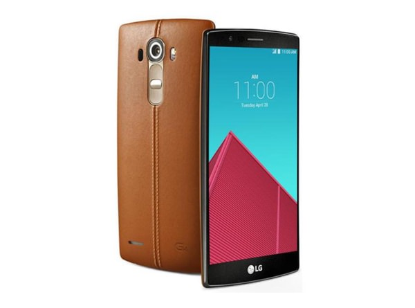 LG G4 Avant Arriere