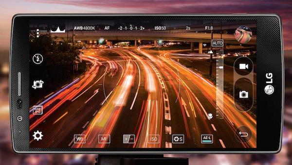 LG G4 Officiel