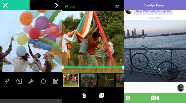 Vine Windows Phone