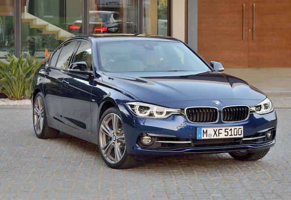 BMW Serie Restylee 2015