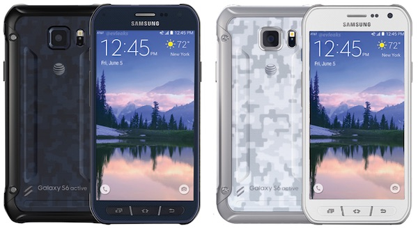 Fuite Galaxy S6 Active