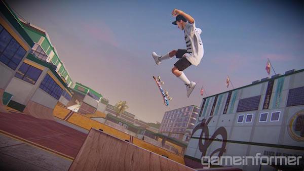 Tony Hawk Pro Skater 5 2