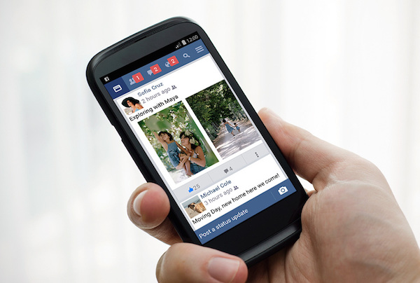 Facebook Lite Application Android