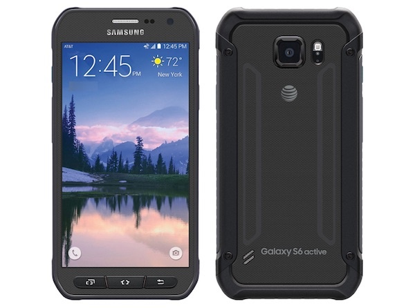 Galaxy S6 Active Fuite