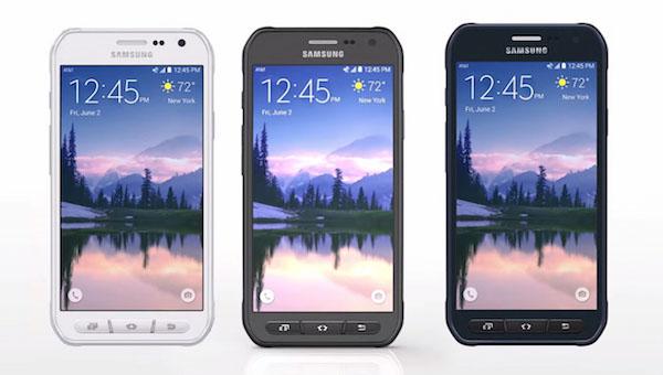 Galaxy S6 Active Officiel