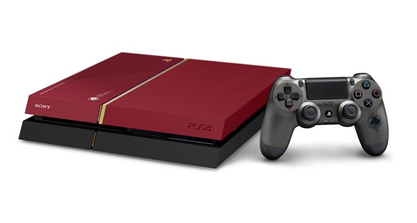 PlayStation 4 Edition Limitee Metal Gear Solid V
