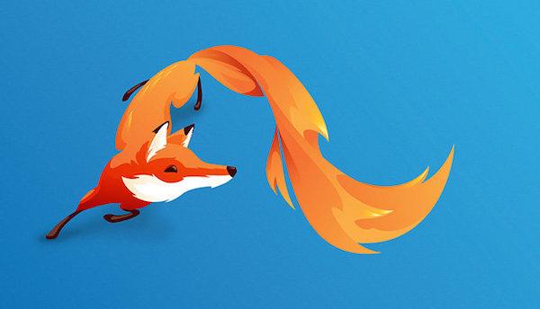 Firefox Panda