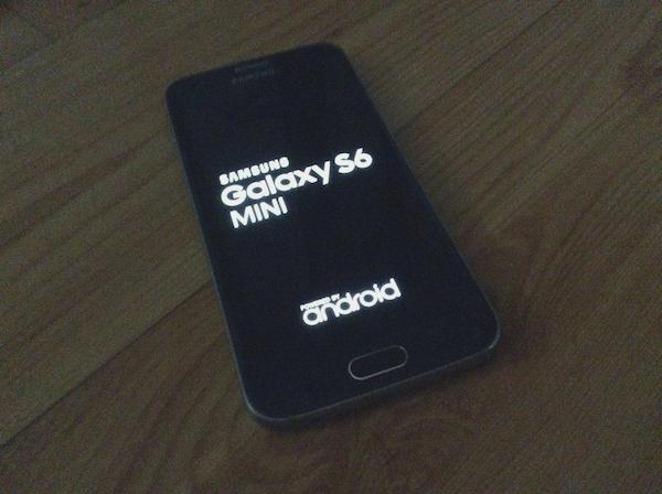 Fuite Galaxy S6 Mini