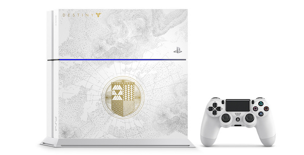 PlayStation 4 Destiny Edition Limitee