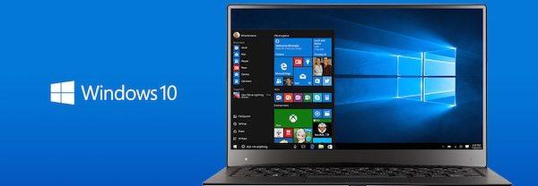 Windows 10 Logo PC Portable