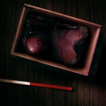 Daredevil costume saison 2