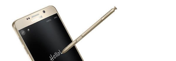 Galaxy Note 5 Stylet