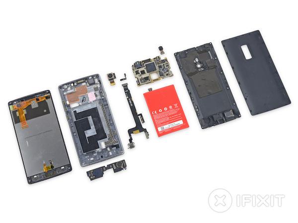 OnePlus 2 Demontage