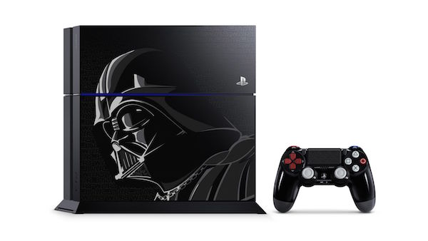 PlayStation 4 Star Wars Dark Vador