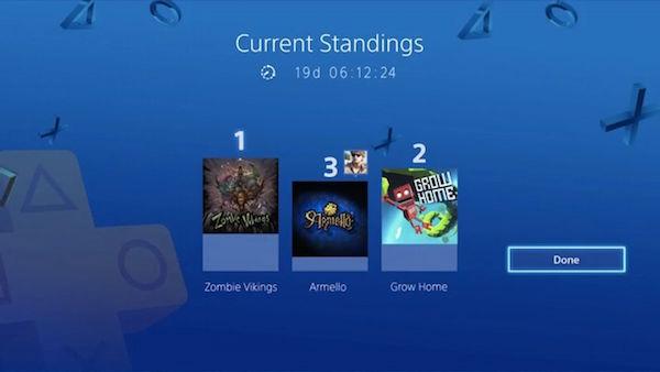PlayStation Plus Voter Pour Jouer