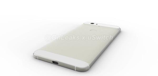Rendu Nexus 6 2015 2