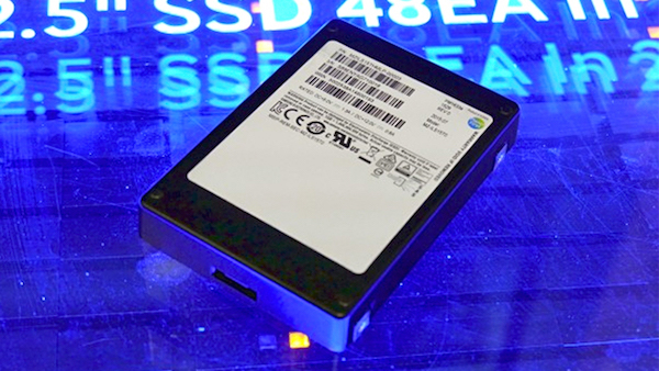 Samsung SSD 16 To