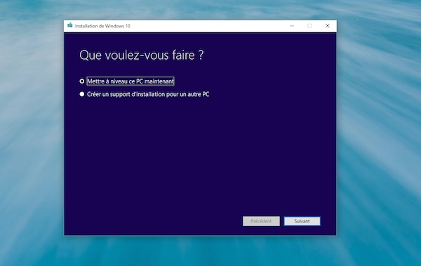 Windows 10 Mettre A Jour