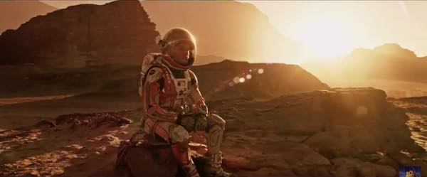 seul sur Mars BA 2