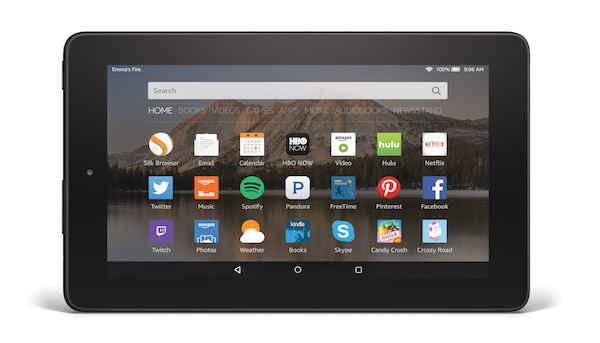 Amazon Fire 7 Pouces
