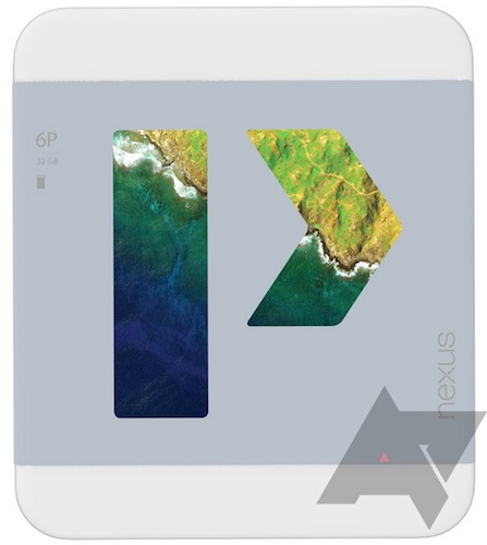 Boite Nexus 6P Fuite