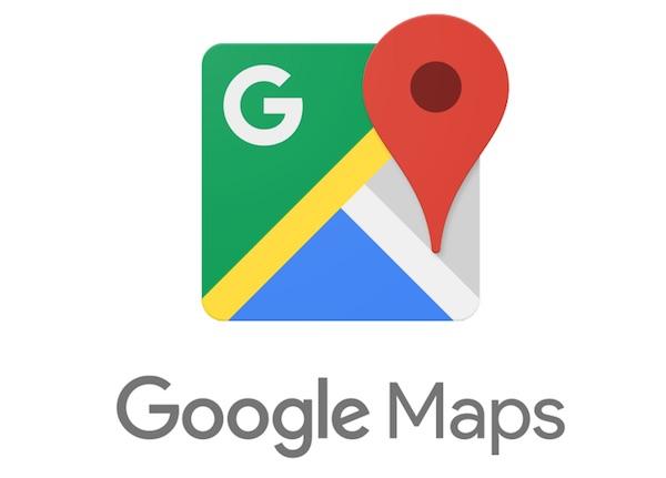 Google Maps Logo 2015