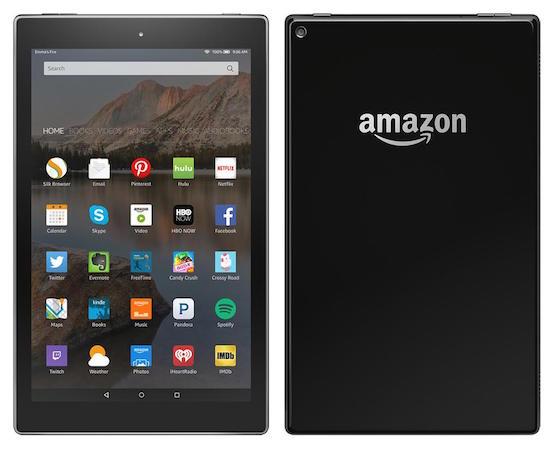 Tablette 10 Pouces Amazon Fuite