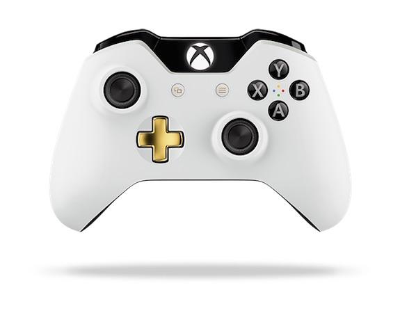 Xbox One Manette Blanche Lunar