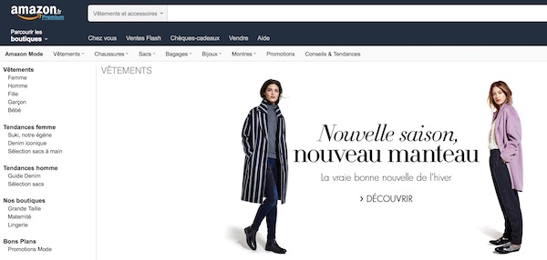 Amazon Vetements