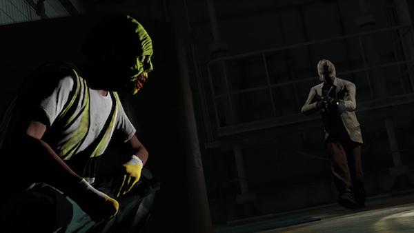 GTA 5 Halloween Masque