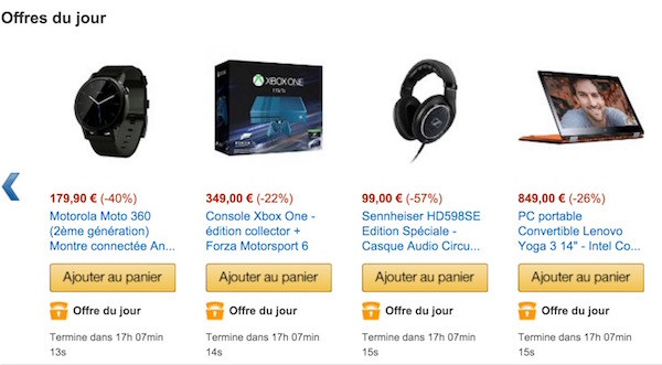 Amazon Black Friday 2015