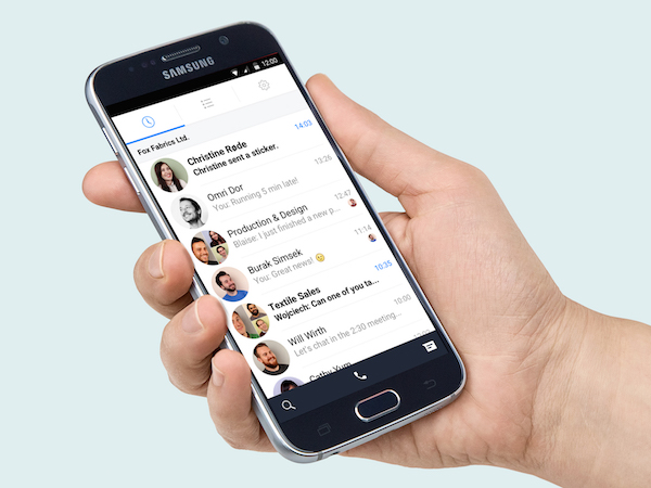 Facebook Messenger Profesionnels