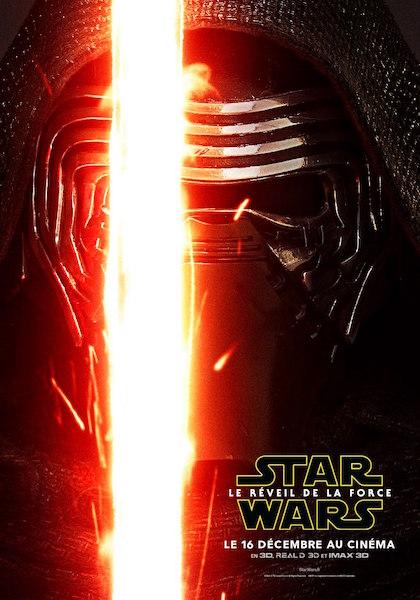 Star Wars Reveil Force Affiches Acteur 2